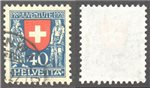 Switzerland Scott B20 Used (P)