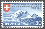 Switzerland Scott 252 Used