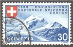 Switzerland Scott 255 Used