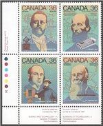 Canada Scott 1138ai MNH PB LL (A11-9)