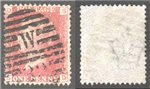 Great Britain Scott 33 Used Plate 142 - SD (P)