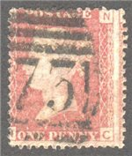 Great Britain Scott 33 Used Plate 146 - NC