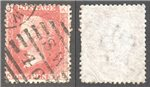 Great Britain Scott 33 Used Plate 221 - KB