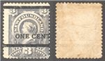 Newfoundland Scott 75 Mint F (P)