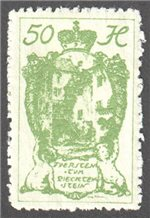 Liechtenstein Scott 39 Mint