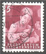 Liechtenstein Scott 274 Used