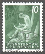 Liechtenstein Scott 248 Used