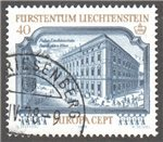 Liechtenstein Scott 636 Used