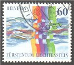 Liechtenstein Scott 1055 Used