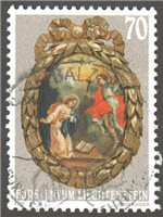 Liechtenstein Scott 1220 Used