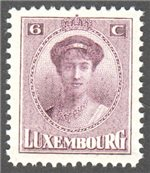 Luxembourg Scott 133 Mint