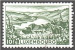 Luxembourg Scott 247 Used
