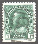 Canada Scott 104aivs Used VF
