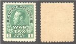 Canada Scott MR1 MNH VF (P)