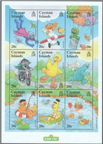Cayman Islands Scott 795 MNH S/S (A14-9)