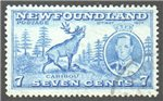 Newfoundland Scott 235 Used VF (P13.7)
