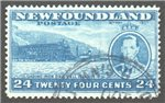 Newfoundland Scott 241 Used VF (P13.7)