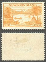 Newfoundland Scott C14 Mint VF (P)