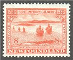 Newfoundland Scott 218 Mint F