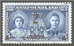 Newfoundland Scott 250 Used VF