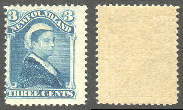 Newfoundland Scott 49b Mint F (P)