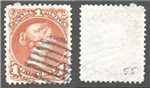 Canada Scott 22 Used VF (P)