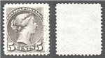 Canada Scott 38var Used VF (P)