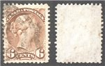 Canada Scott 39b Used VF (P)