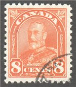 Canada Scott 172 Used VF