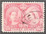 Canada Scott 53i Used VF