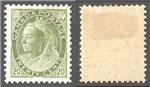 Canada Scott 84 Mint VF (P)