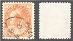 Canada Scott 82 Used VF (P)