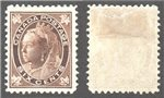 Canada Scott 71 Mint VF (P)