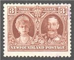 Newfoundland Scott 165 Used F (P13.8x13.5)