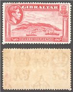 Gibraltar Scott 109 Mint (P)