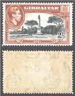 Gibraltar Scott 115a Mint (P)