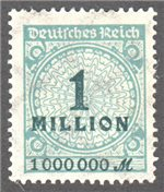 Germany Scott 281 Mint