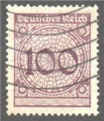 Germany Scott 328 Used