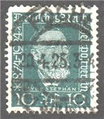 Germany Scott 340 Used