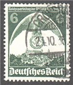 Germany Scott 465 Used
