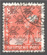 Germany Scott 619 Used