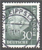 Germany Scott 755 Used
