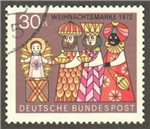 Germany Scott B495 Used