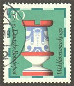 Germany Scott B492 Used
