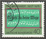 Germany Scott 1215 Used