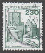 Germany Scott 1242 Used