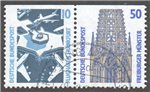 Germany Scott 1516bs+1524bs Used