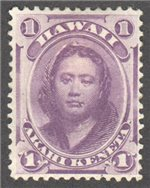 United States Hawaii Scott 30 Mint