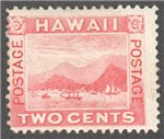 United States Hawaii Scott 81 Mint