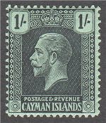 Cayman Islands Scott 66 Mint